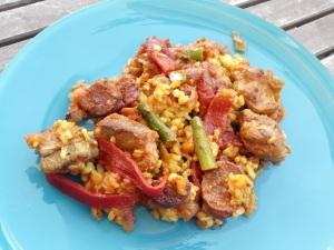 arroz campero