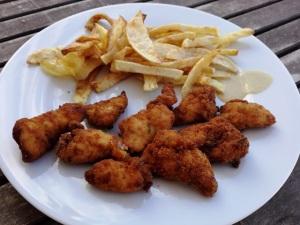 lagrimitas pollo