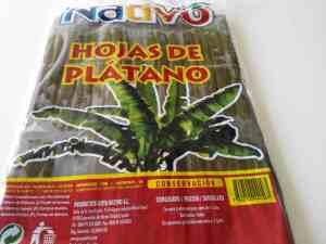 hojas platano