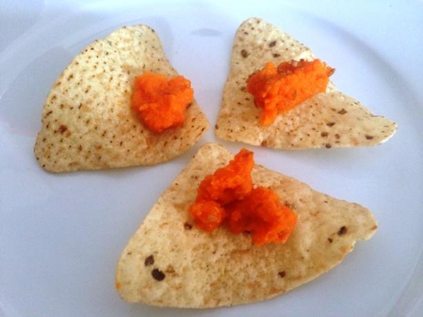 aperitivo pate zanahoria